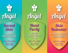 Shield Angel \'Shield and Cleanse\'