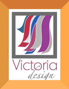 Victoria Design Framed